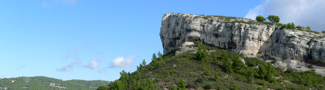 Cassis - Excursion Couronne de Charlemagne